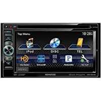 Kenwood DDX491HD Excelon Double-DIN 6.1 DVD Receiver with Built-In Bluetooth