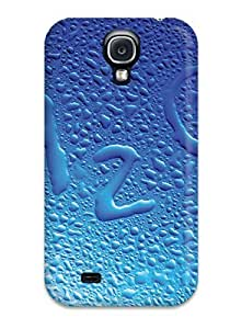 Special JoelNR Skin Case Cover For Galaxy S4, Popular Water Drop Phone Case