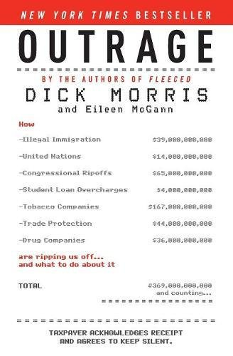 Outrage by Dick Morris and Eileen McGann