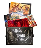 img - for The Dark Tower Art Portfolio - Signed Traycased 1 / 1000 book / textbook / text book