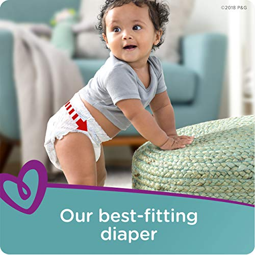 Pampers Cruisers 360˚ Fit Diapers Size 4 25 Count
