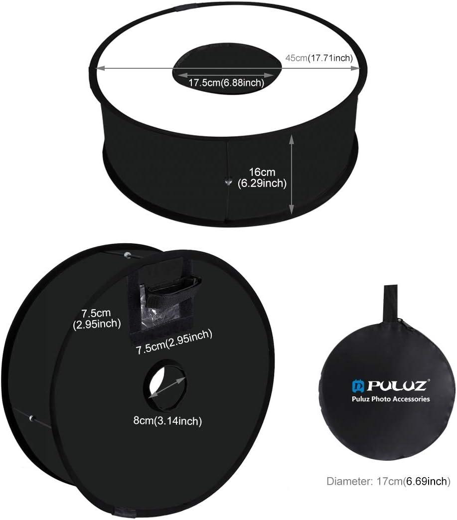 FoldablessYHM Speedlite Flash Light Foldable Diffuser