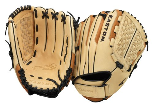 Easton SYFP1250 Fastpitch Softball Glove (Right Hand Throw, 12.5-Inch)