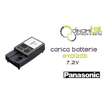 ey0l20b Cargador Pilas Panasonic 7,2 V para baterías Li-Ion ...