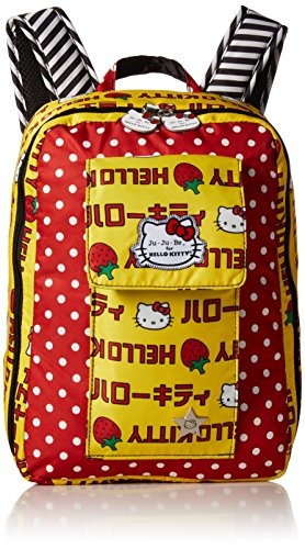 Ju Ju Be Collection Backpack Strawberry Stripes