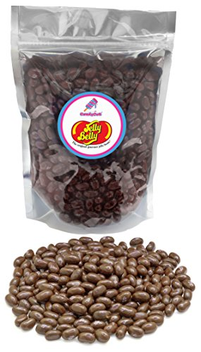 Jelly Belly A&W Root Beer Jelly Beans 1lb  in resealable sta