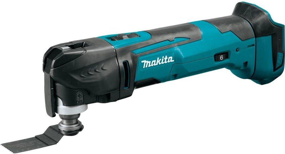 7. Makita XMT03Z 18V LXT Lithium-Ion Cordless Multi-Tool
