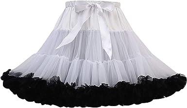 Jupe de danseuse Noire blanche ou rose
