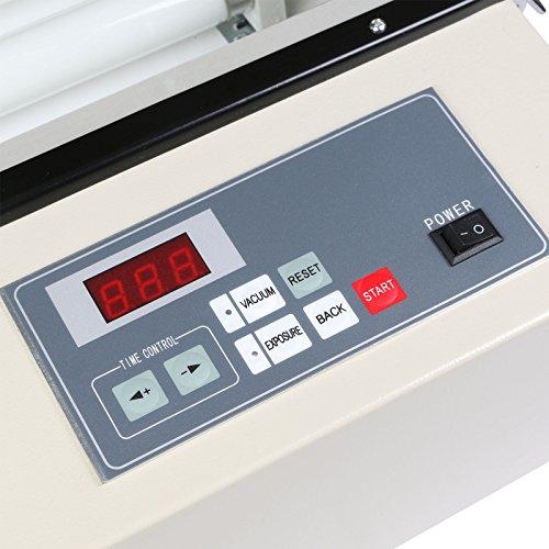 CNCShop Screen Printing Exposure Unit UV Exposure Unit Hot