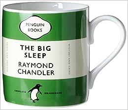 Mug The Big Sleep (color green): Raymond Chandler (PENGUIN MUG)
