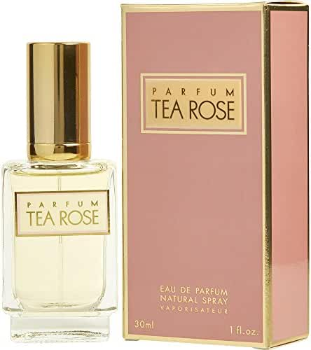 TEA ROSE by Perfumers Workshop EAU DE PARFUM SPRAY 1 OZ for WOMEN ---(Package Of 2)
