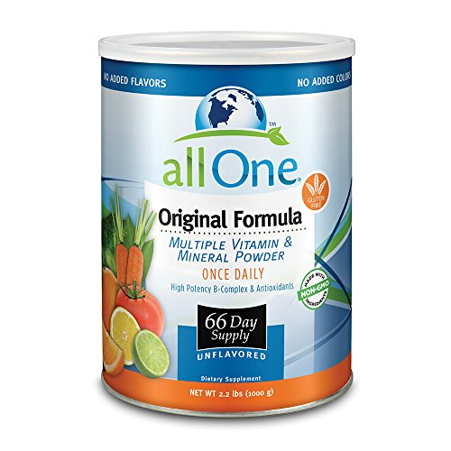 allOne Multiple Vitamin and Mineral Powder