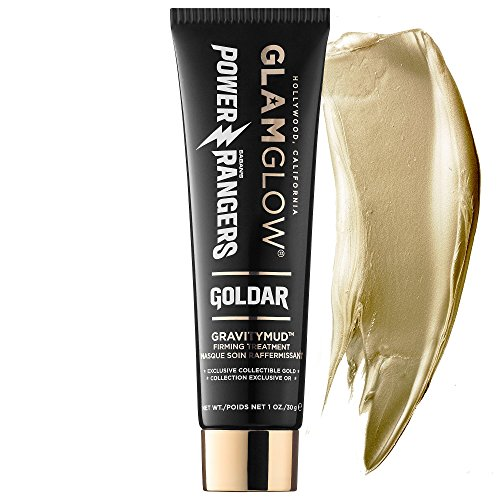 GLAMGLOW GRAVITYMUD Firming Treatment Power Rangers - Goldar