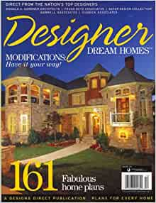 Designer Dream Home December 2008 Issue Editors Of Designer Dream Home Magazine Books
