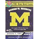 1981 Rose Bowl Game