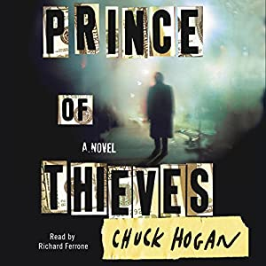 Prince of Thieves Audiobook
