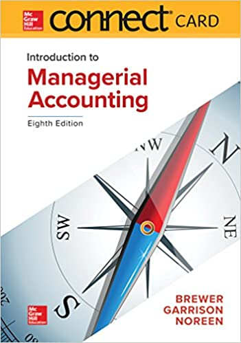 Connect access card for introduction to managerial accounting peter connect access card for introduction to managerial accounting 8th edition fandeluxe Images
