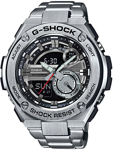CASIO watch G SHOCK G STEAL GST 210D 1AJF product image