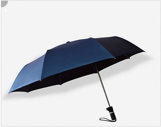 KJVBRDSF Paraguas Excéntrico Protección UV Protección Solar ...