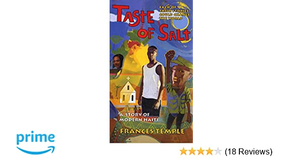 Amazon taste of salt a story of modern haiti 9780064471367 amazon taste of salt a story of modern haiti 9780064471367 frances temple books fandeluxe Gallery