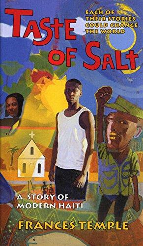 Taste of Salt: A Story of Modern Haiti