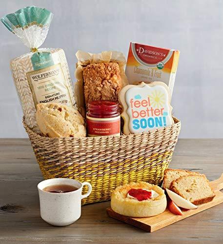 Wolferman's Get Well Gift Basket