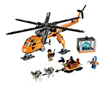 LEGO-City-Arctic-Helicrane-60034-Building-Toy-Discontinued-by-manufacturer