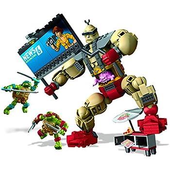 Amazon Mega Bloks Teenage Mutant Ninja Turtles Party Wagon