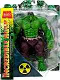 Marvel Select Disney Exclusive Action Figure Incredible Hulk [GREEN] [Disney Store Logo]