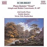 Piano Quintet / Adagio & Rondo Concertante