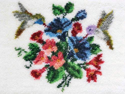 MCG Textiles 37755 Hummingbirds Latch