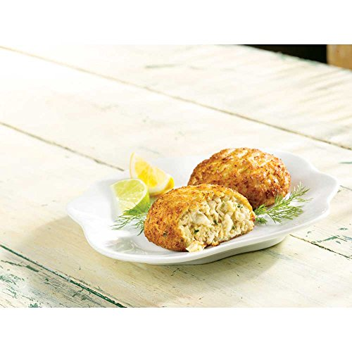 (Maryland-Style Pre-Fried Crab Cake, 3 Ounce of 48 Pieces, 9 Pound -- 1 each.)