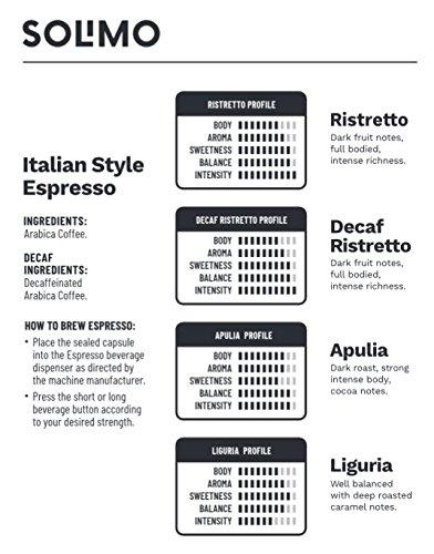 Amazon-Brand-50-Ct-Solimo-Espresso-Pods-Apulia-Nespresso-OriginalLine-Compatible-Capsules