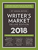 img - for Writer's Market Deluxe Edition 2018: The Most Trusted Guide to Getting Published book / textbook / text book