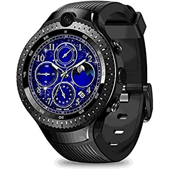 Amazon.com: LEMFO LEM6 Smart Watch, Lemfo LEM 6 Compass ...