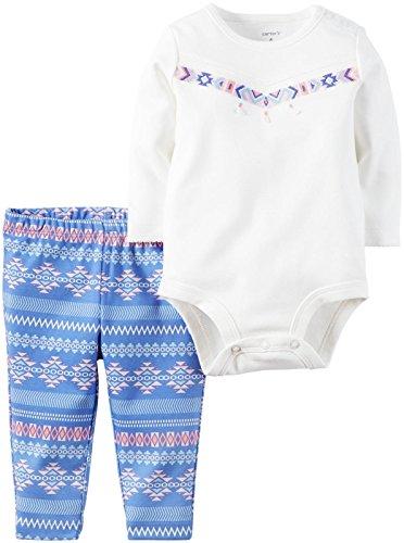 Carters Baby Girls Bodysuit 121g819