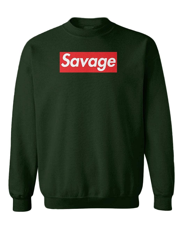 Lit Ruthless Stay Woke Youth Fleece Crewneck Sweater Tcombo Savage