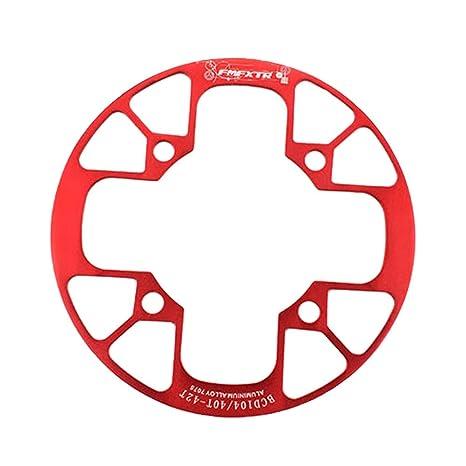 Lumpur Protector Dientes piñón Bicicleta Instalación fácil Juego ...
