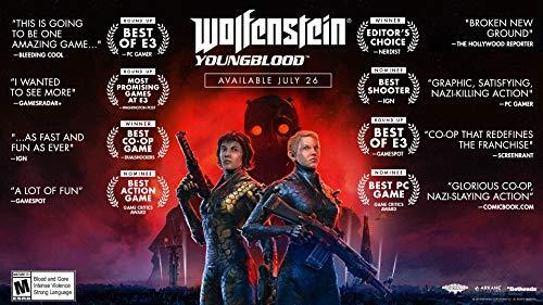 Wolfenstein: Youngblood - Nintendo Switch Deluxe Edition [Amazon Exclusive Bonus]