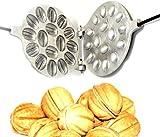 time machine rubik - OVP Gold store Walnut Cookie Mold (Oreshek) Maker 16 nut Oreshki Rissian Soviet Cookies Pastry Oreshnitsa Орешница