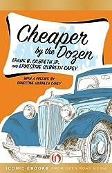 Cheaper by the Dozen (English Edition)