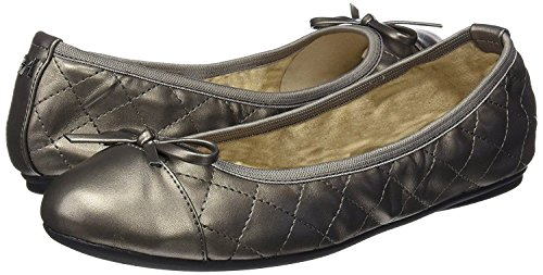 Butterfly Twists Olivia Pewter Femmes Ballerine Flats Chaussures