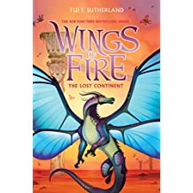 The Lost Continent (Wings of Fire, Book 11)