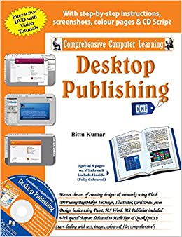 Buy Desktop Publishing: Practical Guide To Publish Anything on Your