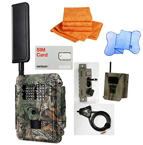 Spartan HD GoCam Verizon 4G/LTE, Infrared Deluxe Package Deal by HCO Outdoor Products (Image #10)