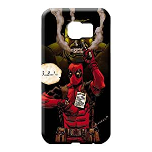 samsung galaxy s6 Popular Specially New Snap-on case cover phone cover shell hulk and deadpool