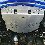 TBW Aluminum Under Tray Skid Plate for 2011-2014