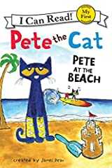 New York Timesbestselling author and artist James Dean brings Pete the Cat fans some fun in the sun!        Pete the Cat is one groovy cat at finding shells and building sand castles at the beach. But when it gets too hot, there's onl...