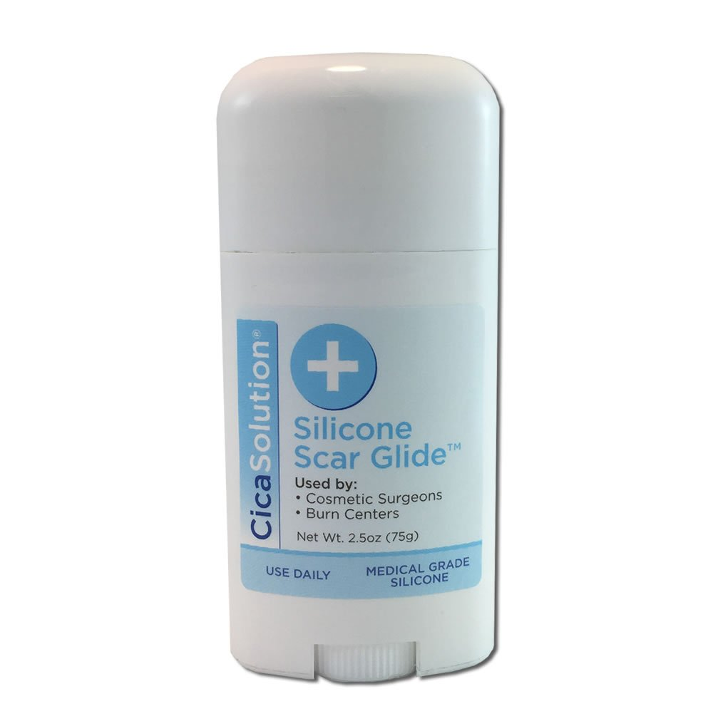 CicaSolution Scar Reducing Treatment for scars and wounds (Large 75g and 16g Travel size) by CicaSolution (Image #6)
