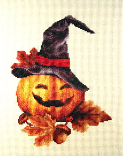 Bewitched Counted Cross Stitch kit by Orcraphics ()